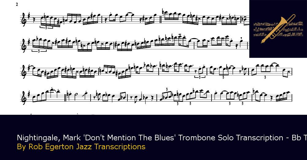 Blues Transcriptions