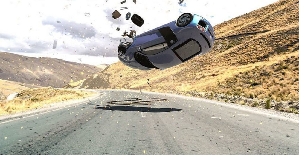 Download Car accident by Cinema 4D Tutorials