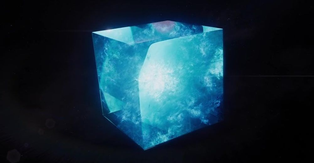 Download TESSERACT AVENGERS by Cinema 4D Tutorials